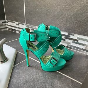 Michael Antonio stiletto heels